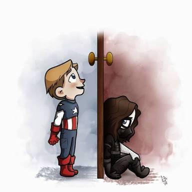 Open The Door Let Me In