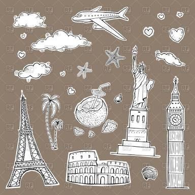 Dream like a tourist