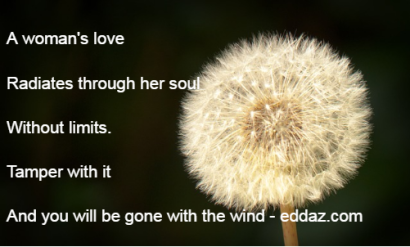 Gone with the wind - eddaz