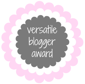 The Versatile Blogger Awrad