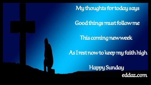 Sunday Motivational Thought