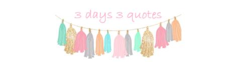 3-days-quote-challenge