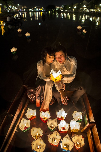 Candle light of my world