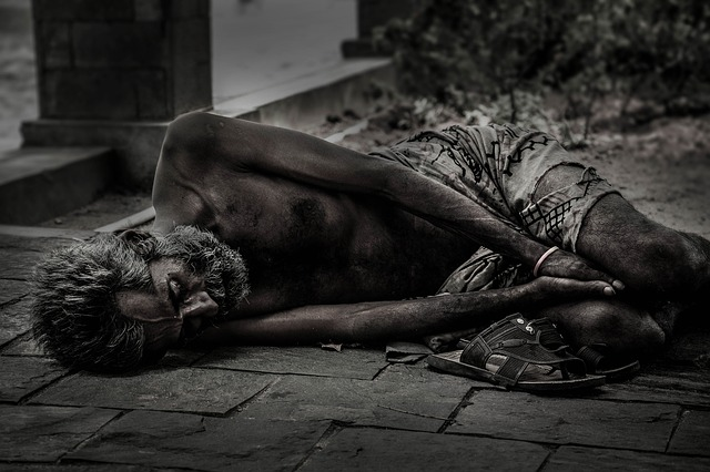 Life Of A Beggar